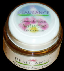 Beaulance Naturose Face Cream