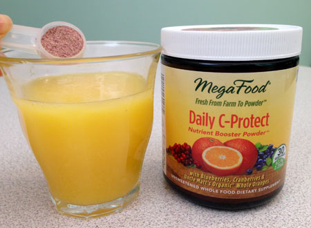 Daily C-Protect Nutrient Booster Powder