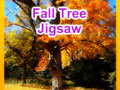 Fall Tree Jigsaw Puzzle