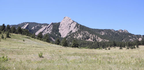 Flatiron Mountain, Boulder