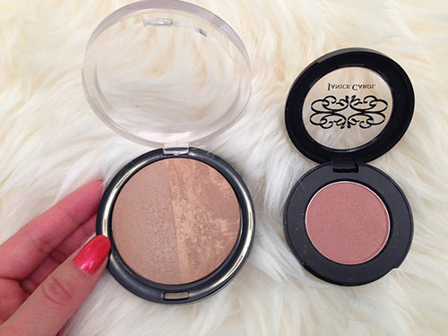 Janice Carol Bronzer and Blush