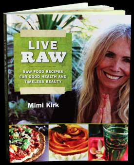 Live Raw Recipe Book