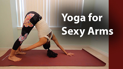 yoga for arms
