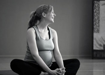 yoga for natural birth